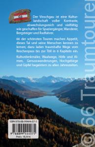 66 Traumtouren im Vinschgau
