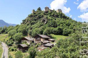 Schloss Juval und Schlosswirt von Reinhold Messner