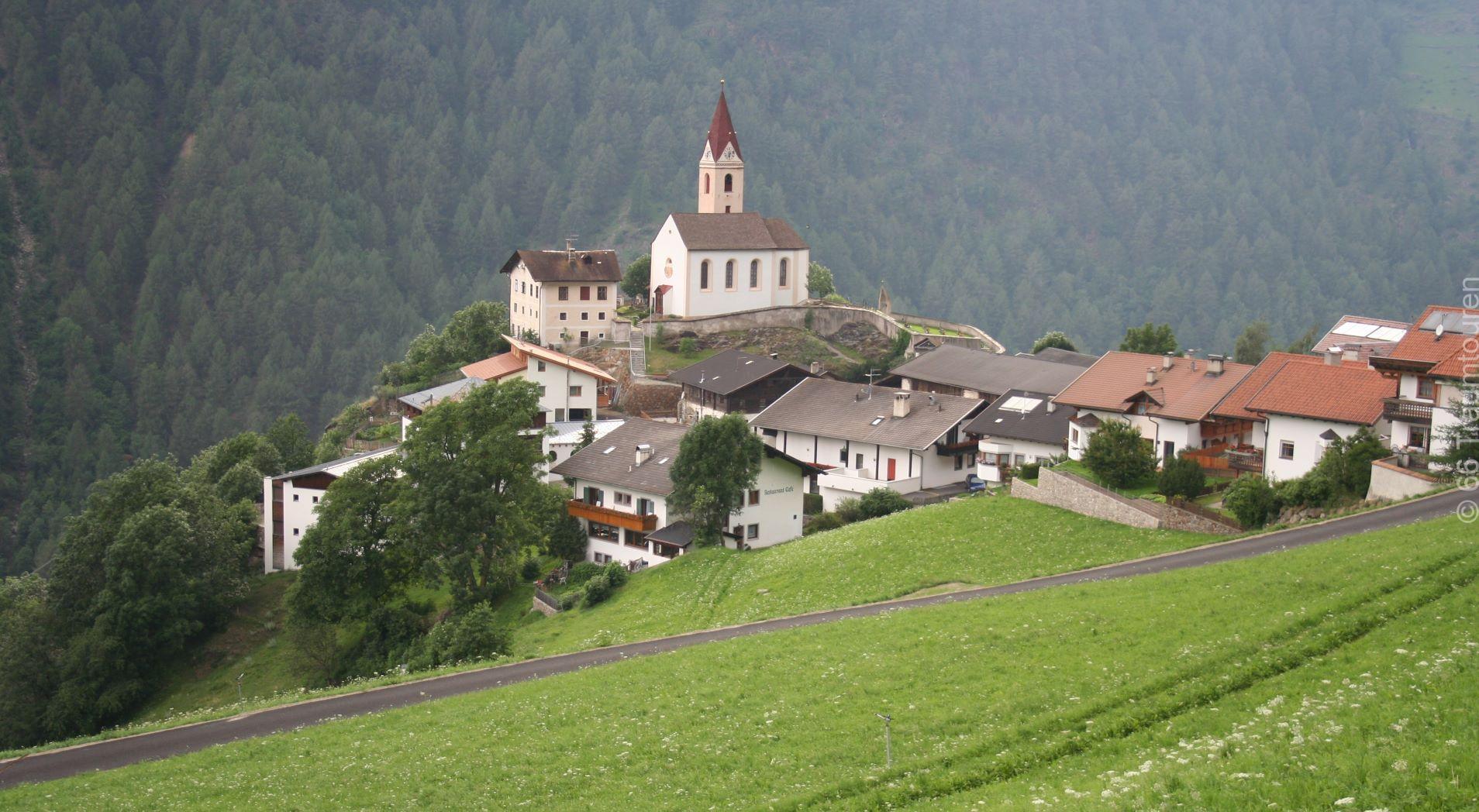 Katharinaberg im Schnalstal